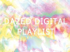 Apr 2012 Playlist
