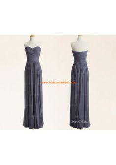 Mousseline polyester Robe de mariée 2014