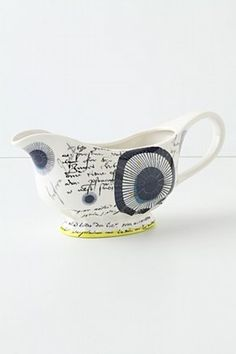 All of this talk about gravy boats. Gravy Boats, Jewelry Gifts, Jewellery, Anthropologie Uk, Uk Fashion, St Louis, Clothes For Women, Kitchen, Accessories