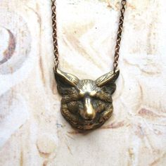 Hey, I found this really awesome Etsy listing at https://www.etsy.com/listing/154554227/werewolf-oxidized-brass-wolf-head-and