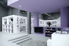 Ten of the world's coolest bike shops: Pave, Barcelona