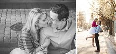 Toni   Landon (Deep Ellum Engagement Photos)