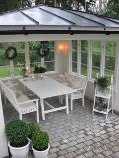 Pergola Kit Home Depot Product Outdoor Furniture Sets, Outdoor Living Space, Outdoor Rooms, Outdoor Decor, Outdoor Inspirations, Garden Room, Outdoor Design, Cottage Garden, Outdoor Spaces