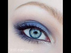 ▶ Sleek VINTAGE ROMANCE makeup tutorial - makijaż na studniówkę - YouTube