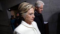 Hillary Clinton uses obscenity on TV describing reaction to Trump's inaugural speech