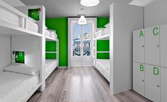 The latest crop of designer hostels   Travel   Wallpaper* Magazine: design, interiors, architecture, fashion, art