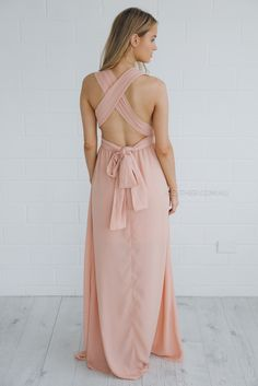khaleesi maxi - blush | Esther clothing Australia and America USA, boutique online ladies fashion store, shop global womens wear worldwide, designer womenswear, prom dresses, skirts, jackets, leggings, tights, leather shoes, accessories, free shipping world wide. – Esther Boutique
