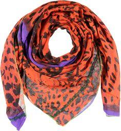 Passigatti Sjaal - Big Red | Luxedy 39,95 euro www.luxedy.com