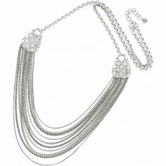 Brighton Fashionista Catwalk Necklace. Available at Ear Abstracts Boutique 714.996.3505 We ship!