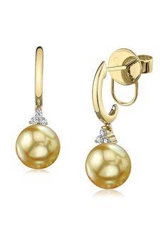 Radiance Pearl 8mm South Sea Pearl & Diamond 14K Gold Earrings, http://www.myhabit.com/redirect/ref=qd_sw_dp_pi_li?url=http%3A%2F%2Fwww.myhabit.com%2Fdp%2FB00Z9X5E7W%3F