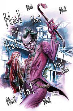 The Joker by Leuname-X31
