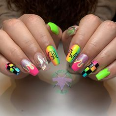 Girl Power, Acrylic Nails, Beauty, Instagram, Beleza, Acrylics, Acrylic Nail Art, Acrylic Nail Designs