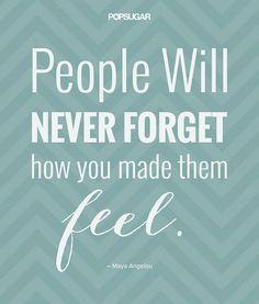 Alguien muy especial me dijo exactamente eso una vez! So true!!