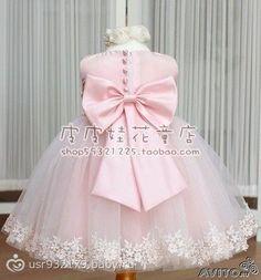 Сшить платье для грудного ребёнка
