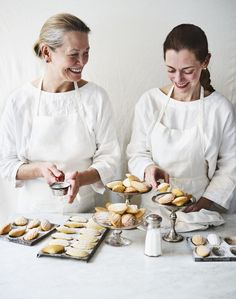The story of the Cook's Atelier is about family and our unwavering vision  to create a small business around what we cherish most - good food, family,  and France.