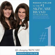 WOOOO HOOOOO- I knew it was a coming and the EXHILARATING news was just released by Euromonitor  ❤️Rodan + Fields is now the #1 premium skin care brand in the USA and ALL of North America❤️- passing Clinique (formerly #1), and last year we passed Estee Lauder and Lancome'...all of whom had been in the biz for over 50 years each.  Still wondering if this is the brand to jump on board with??????  And we have a blockbuster product releasing in about 2 weeks- sales will be mind boggling.