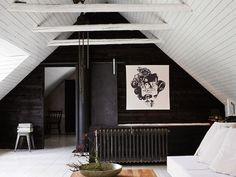 WABI SABI Scandinavia - Design, Art and DIY.: Old Swedish farmhouse goes Industrial Chic