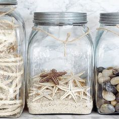 It certainly is  SHELL SEASON!   Here are some interesting and fun ways to display  shells you may find on the beach this summer.  There are...