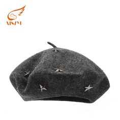 New Style Ladies Beret custom wool blend Winter Hat for Women · Sombreros  ... 6ccc7678bb0