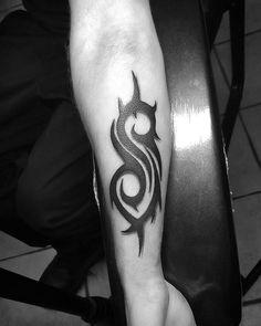 Honored to to this slipknot tattoo today! • • #slipknot #stonesour #corytaylor #paulgrey #tattoo #tatt #tatts #drawings #drawings #art #tattoos #tattooartist #linework #line #eternal #ink #inked #tattooart #tattooed #tattooer #tattooing #tattooink #tattoodesign #tattoostudio #tattootime #not #contemporaryart #ink