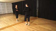 Explicación de baile por martinete: Tercer remate explicado