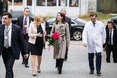 Crown Princess Mary visit Moldova