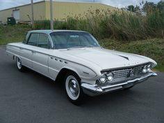 1961 Buick Electra Flat top