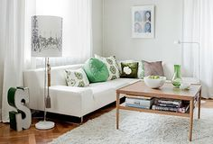 White Color Furniture Gives You a Pure White Home - MelodyHome.com