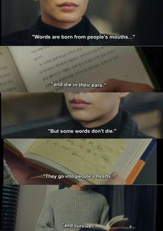 Korea Quotes, Quotes Drama Korea, Korean Drama Quotes, Quotes About Drama, One Life Quotes, Reminder Quotes, Life Failure Quotes, Reality Quotes, Mood Quotes