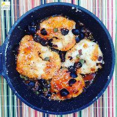 La dieta ALEA -  blog de nutrición y dietética, trucos para adelgazar, recetas para adelgazar: Merluza con sésamo, salsa de aceitunas negras, tom...