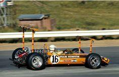John Love, Kyalami 1969, Lotus 49