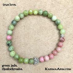 Jade is said to #bless whatever it touches, serving mankind across the globe for nearly 6,000 years. #love #yoga #mala #women #men #bracelets #bracelet #goals #happiness #bead #mantra #healing #zen #meditate #karma #style #prayer #spiritual #meditation #friendship #lucky #gift #buddhist #buddha #fitness #luck #luxury #power #energy #crystal #grateful #motivate #mensstyle #green #pink #heart #jade #artisan #handmade #jewelry #OOAK #fashion