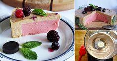 Siéntete grandioso al comer este pastel porque es súper sano y tiene solamente ingredientes simples y saludables: frutas y frutos secos.  http://www.labioguia.com/torta-de-bananas-y-frutillas-sin-coccion/