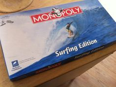Monopoly - Surfing Edition