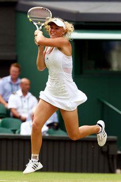 Caroline Wozniacki #Tennis