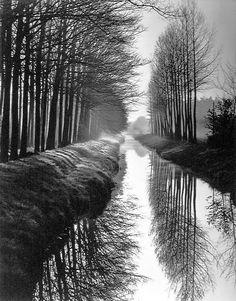 Canal Holland,Brett Weston