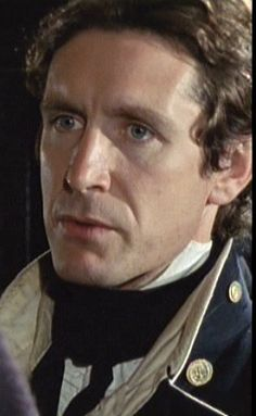 RANSOME'S HONOR | Captain William Ransome (template: Paul McGann)