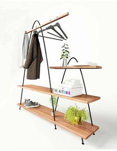 meuble gain de place : des meubles 2 en 1, 100% design - Elle Décoration