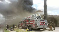 Houston Hotel Fire Kills 4 Firefighters and Injures 5