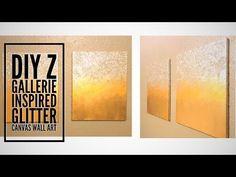 Pareti Glitterate Fai Da Te : Fantastiche immagini su tutorial e techniche decorative nel