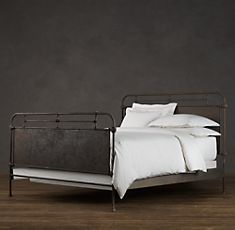 French Academie | Restoration Hardware Bed