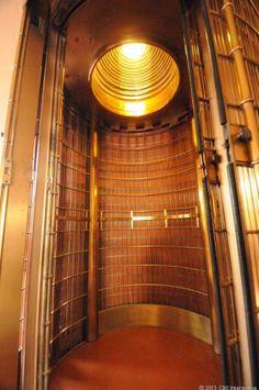 Elevator open