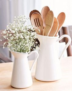 Add a Touch of Farmhouse Charm to Your Kitchen With These Easy Projects | http://TheNest.com