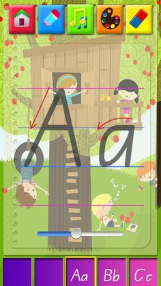 ABC Trace Oz Qld is a handwriting application that specifically uses the Queensland beginner's font.  Designed for Queensland children, ABC Trace Oz Qld is the ideal tool to practise handwriting letters of the alphabet and numbers in an encouraging and interactive way.
