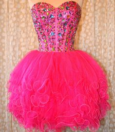 Love the pink!(: