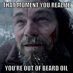 The latest beard care, shaving & grooming products. High quality yet budget friendly. Shop for beard oil, mustache wax, trimmers and more. Barber Quotes, Funny Quotes, Funny Memes, Funniest Memes, Hilarious, Beard Quotes, Beard Tips, Mustache Wax, Beard Love