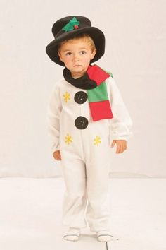 Snowman Fancy Dress Costume Age 7-9 * Want to know more, click on the image.