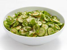 Asian Cucumber Salad Recipe : Food Network Kitchen : Food Network - FoodNetwork.com