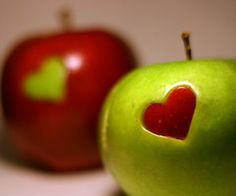apple valentine | Flickr - Photo Sharing!