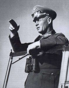 commander 7 panzer division trip to France 1940,Erwin Rommel